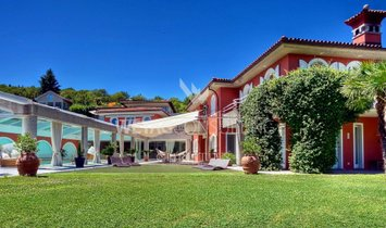 Вилла в Лугано, Тичино, Швейцария 1