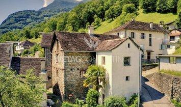 Villa in Soazza, Grisons, Switzerland 1