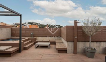 Penthouse in Barcelona, Catalonia, Spain 1