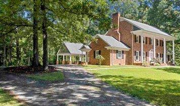 Дом в Оксфорд, Северная Каролина, Соединенные Штаты Америки 1