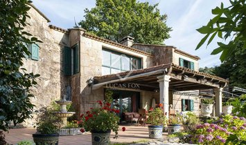 Дом в A Escusa, Галисия, Испания 1