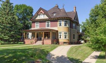 House in Saint Paul, Minnesota, United States 1