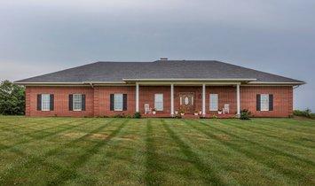 Дом в Плежэвилл, Кентукки, Соединенные Штаты Америки 1
