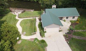 Дом в Quincy, Индиана, Соединенные Штаты Америки 1