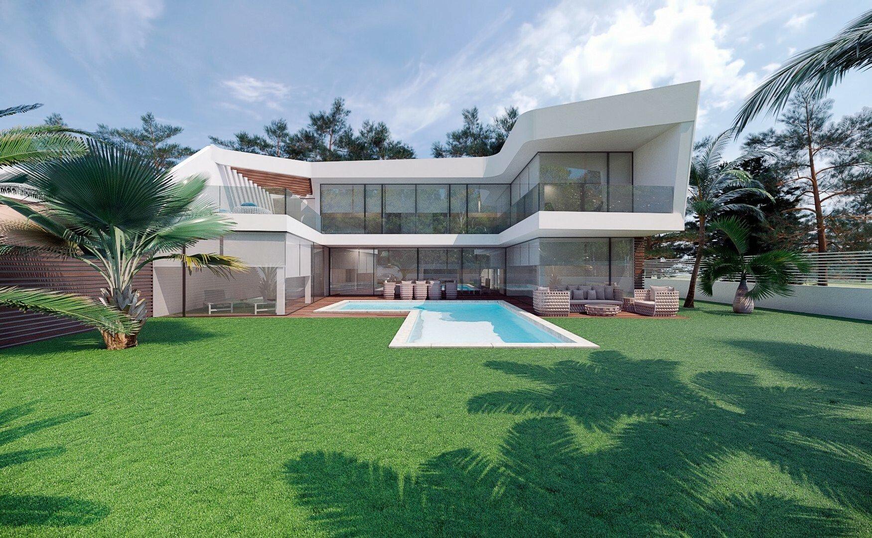 Villa in Altea, Valencian Community, Spain 1 - 11581726