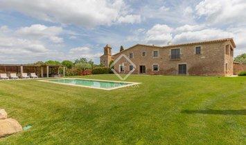Дом в Vilademí, Каталония, Испания 1