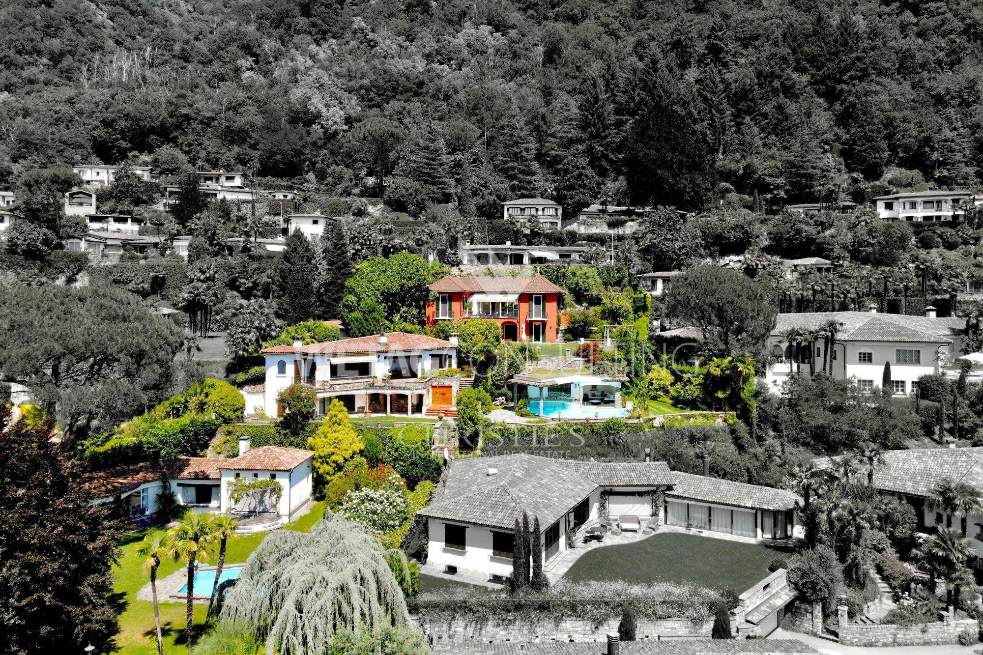 Villa in Morcote, Ticino, Switzerland 1 - 11581871