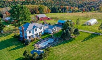 Фермерское ранчо в Уэтерли, Пенсильвания, Соединенные Штаты Америки 1