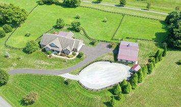 Фермерское ранчо в Пекея, Пенсильвания, Соединенные Штаты Америки 1