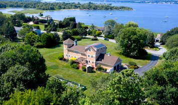 House in Tiverton, Rhode Island, United States 1