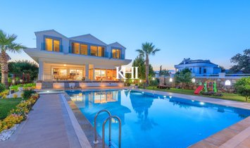 Villa in Fethiye, Muğla, Turkey 1