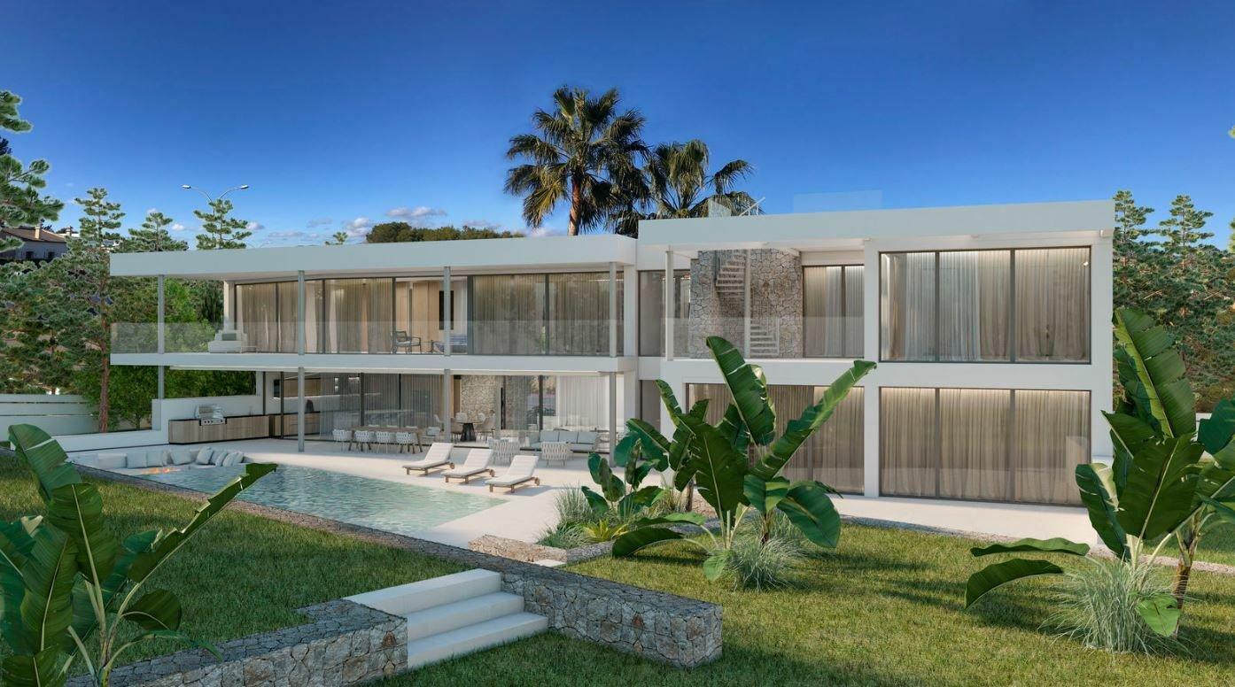 Villa in Santa Ponça, Balearic Islands, Spain 1 - 11536981