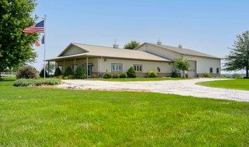 Дом в Лакона, Айова, Соединенные Штаты Америки 1