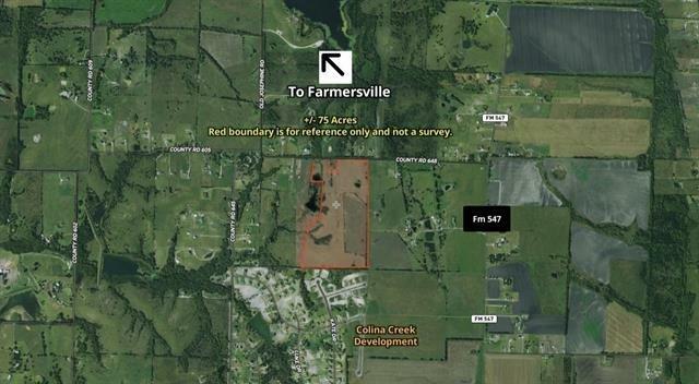 Farm Ranch in Farmersville, Texas, United States 1 - 11583585