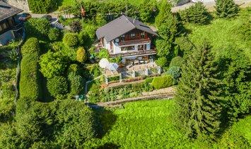 Chalet in Montreux, Vaud, Switzerland 1