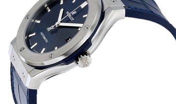 Hublot Classic Fusion Blue Dubai Edition 511.NX.7170.LR.SDQ15