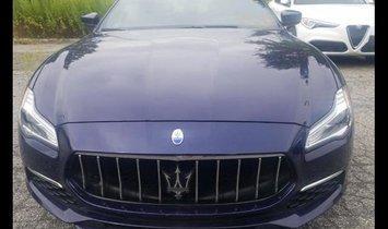 Maserati Quattroporte S Q4 GranLusso