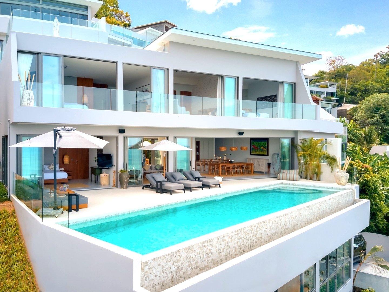 Villa in Koh Samui, Surat Thani, Thailand 1 - 11569124