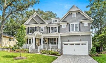 Дом в Арлингтон, Вирджиния, Соединенные Штаты Америки 1