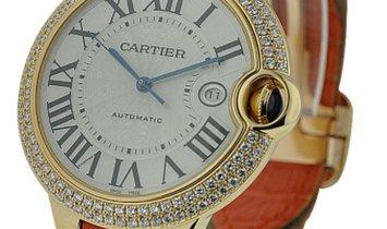 Cartier Ballon Bleu 42mm Yellow Gold WE900751