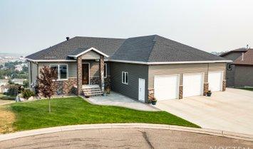 Дом в Бисмарк, Северная Дакота, Соединенные Штаты Америки 1