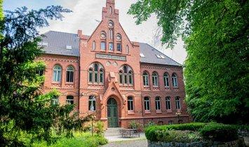 Land in Brüssow, Brandenburg, Germany 1
