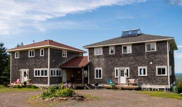 House in East Earltown, Nova Scotia, Canada 1