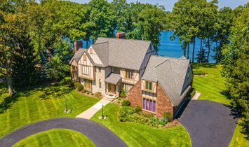 House in Orchard Lake Village, Michigan, United States 1