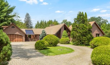 House in Carlisle, Massachusetts, United States 1