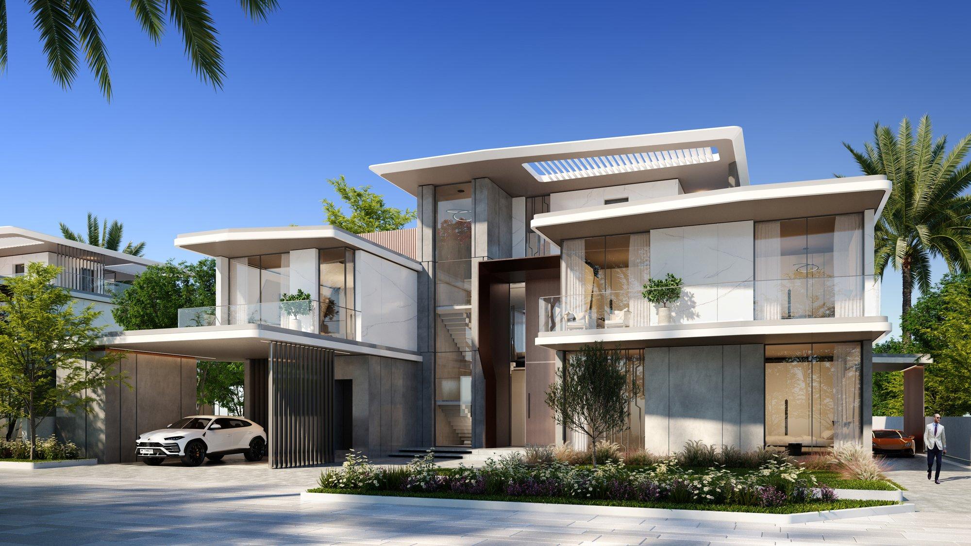 Villa in Dubai, Dubai, United Arab Emirates 1 - 11557790
