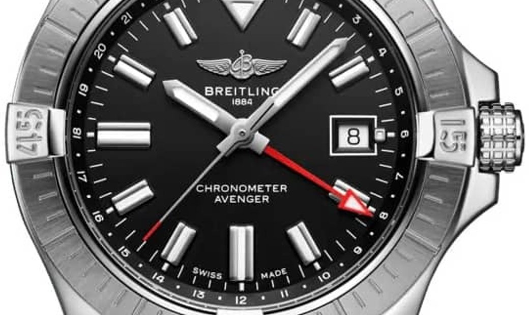 Breitling Pre-owned Avenger Automatic GMT  A32397101B1A1