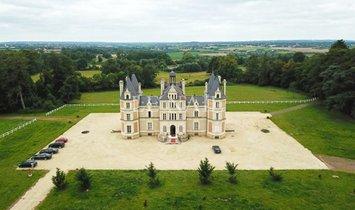 Castle in Angers, Pays de la Loire, France 1