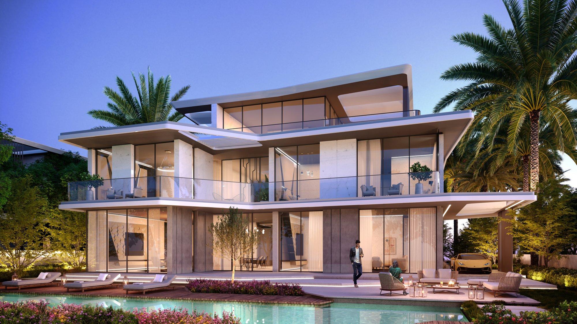 Villa in Dubai, Dubai, United Arab Emirates 1 - 11557767