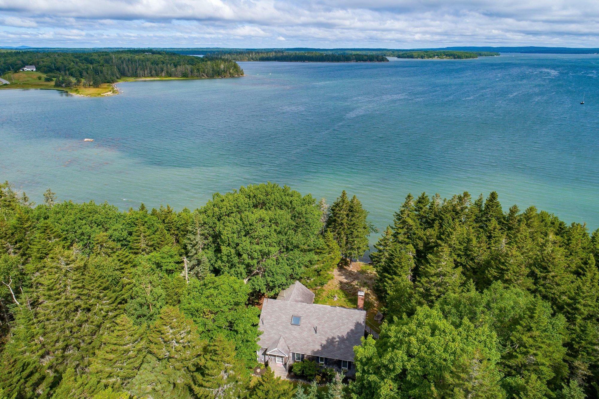 Maison à Deer Isle, Maine, États-Unis 1 - 11548985