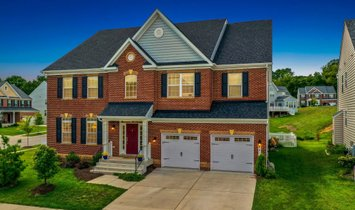 House in West Friendship, Maryland, United States 1