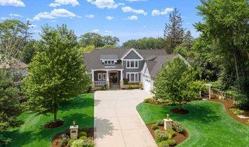 House in Wheaton, Illinois, United States 1