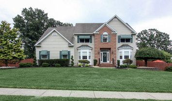 House in Jackson Township, New Jersey, United States 1