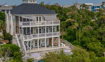 House in Topsail Beach, North Carolina, United States 1