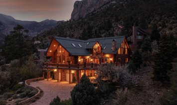House in Mount Charleston, Nevada, United States 1
