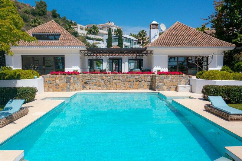 Villa in Benahavís, Andalusia, Spain 1 - 11596244