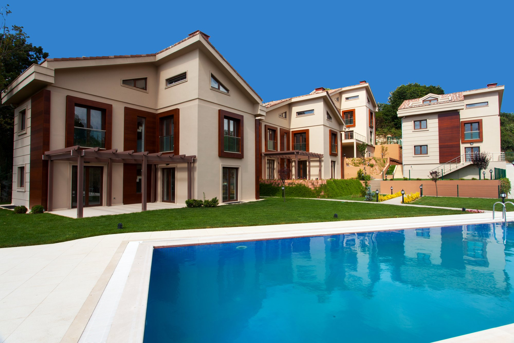 Villa in İstanbul, İstanbul, Turkey 1 - 11596396