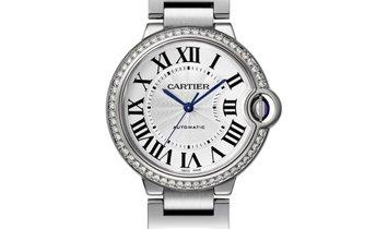 Cartier Ballon Bleu 36mm W4BB0017