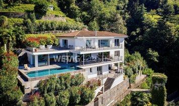 Villa in Minusio, Ticino, Switzerland 1