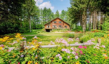 House in Elmore, Vermont, United States 1