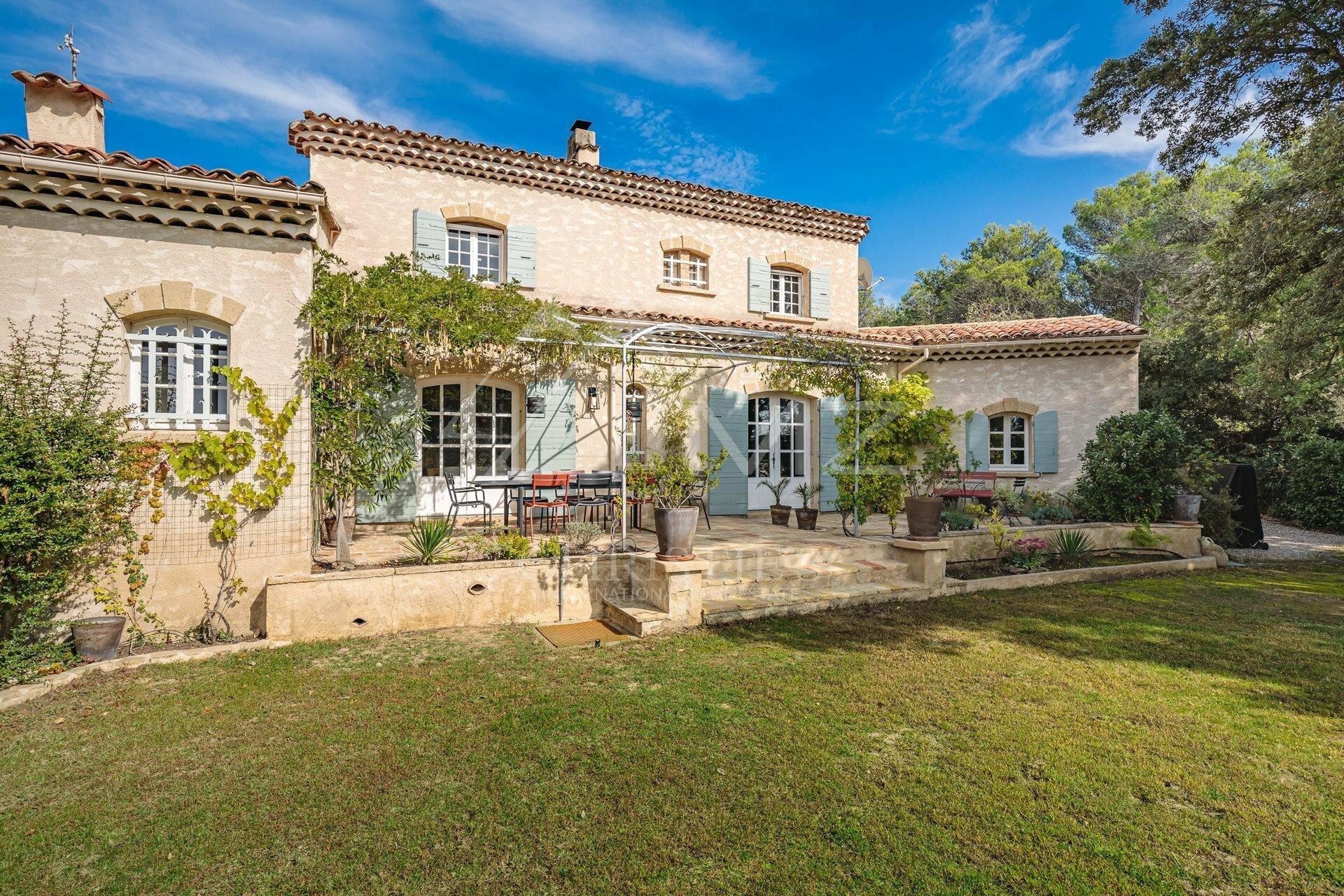 House in Rognes, Provence-Alpes-Côte d'Azur, France 1 - 11136027