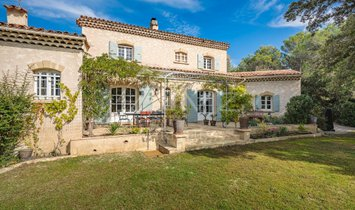 House in Rognes, Provence-Alpes-Côte d'Azur, France 1