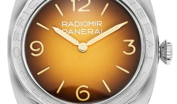Panerai RADIOMIR 3 DAYS ACCIAIO PAM00687