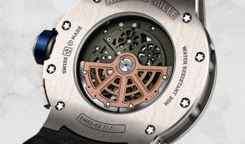 Richard Mille RM 63-02 Worldtimer
