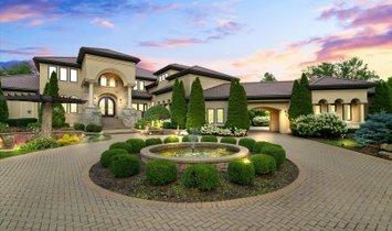 House in Oswego, Illinois, United States 1
