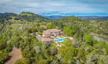 House in St. Helena, California, United States 1